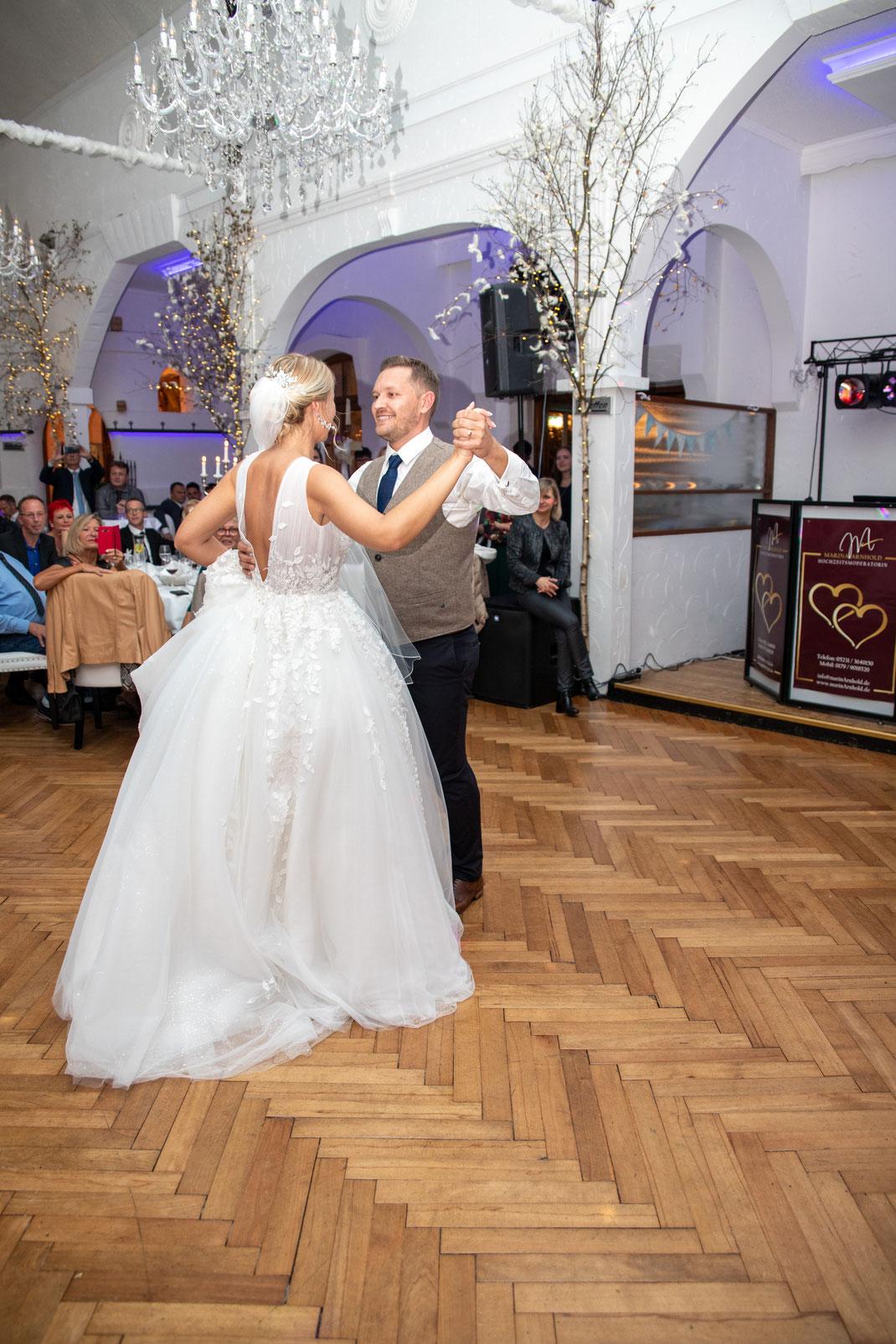 Das Erste Brautpaar Tanz
