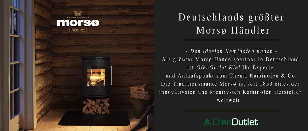 OfenOutlet Kiel - Ihr Morsø Kaminofen Handelspartner