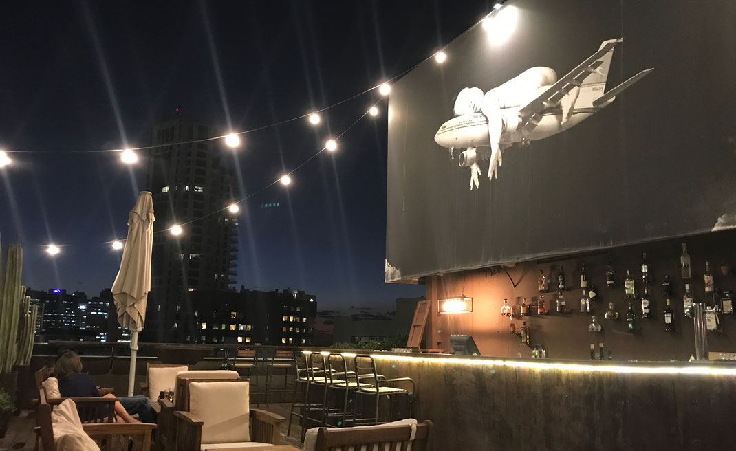 HOTELDACH IN TEL AVIV