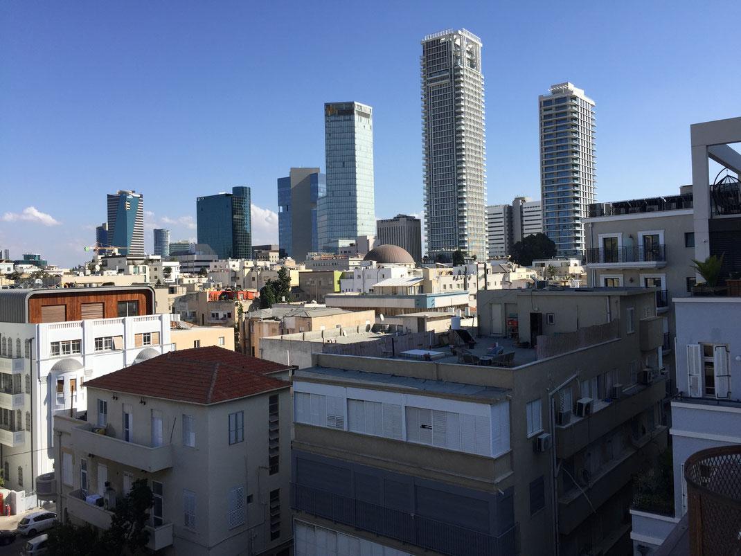 Tel Aviv (Foto: JDB Media GmbH)