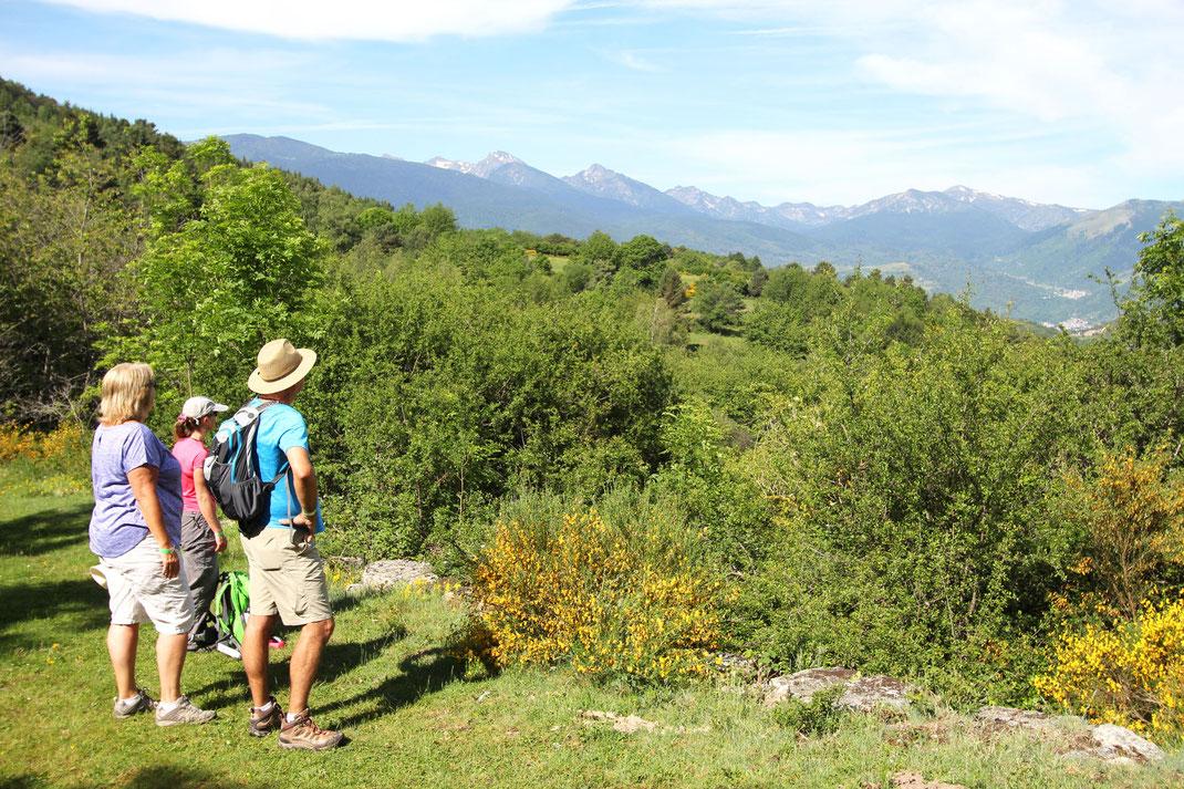Tour des Villages - Le Madres - Pyrénées Audoises
