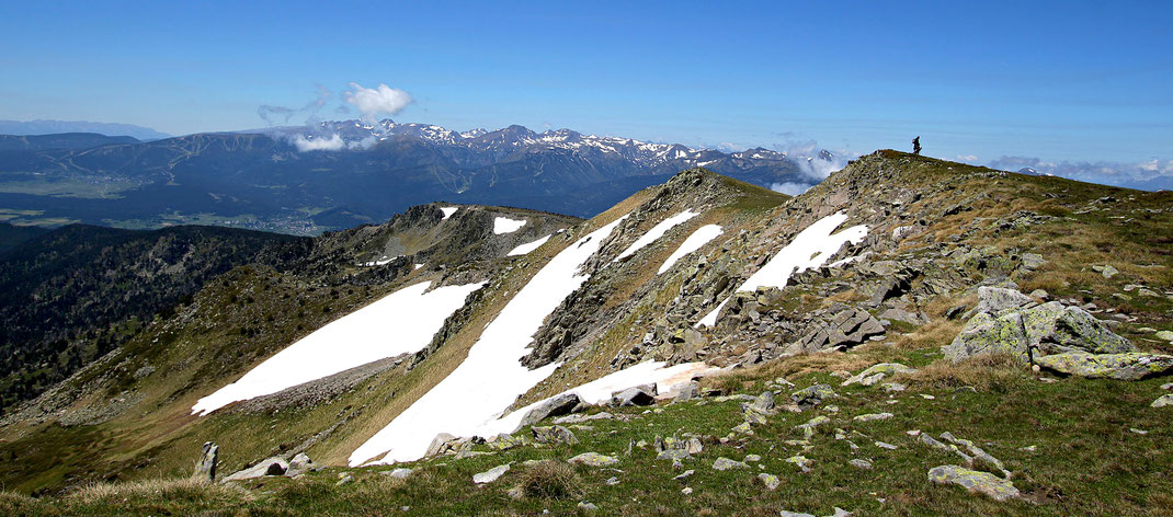 Pic du Madres - Rando Pyrénées Audoises