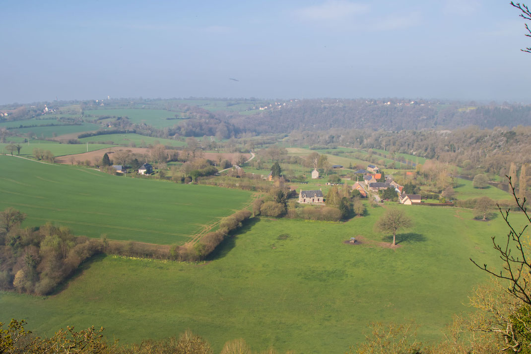 Roches de Ham, Basse-Normandie, La Manche, Normandie