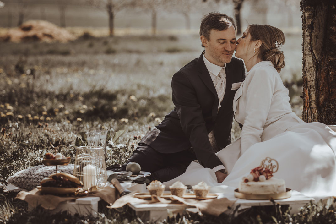 Hochzeitsreportage mit Hochzeitsfotograf Nürnberg in Fränkische Schweiz