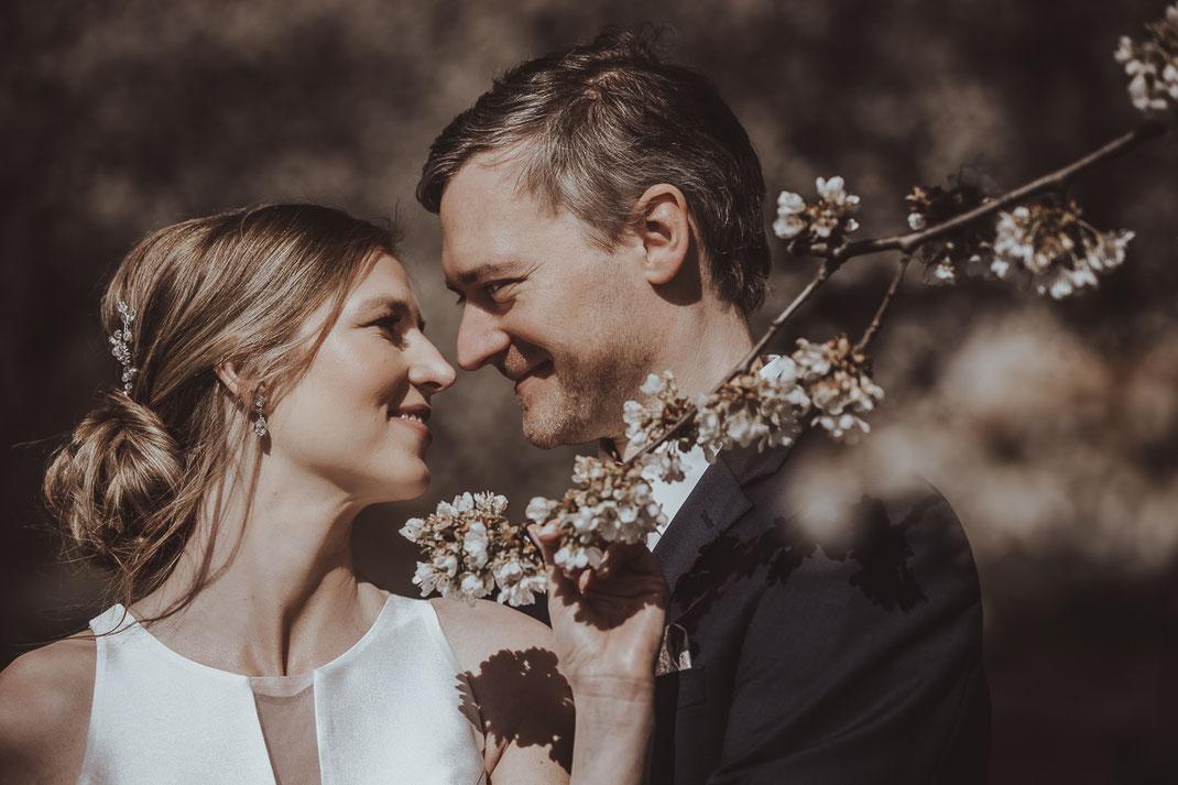 Wenn Hochzeitsfotograf Alexander Frank Geschichte mit Bildern erzählt
