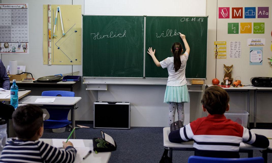 Steinenbergschule Stuttgart-Hedelfingen - Lernen und Leben im Grünen