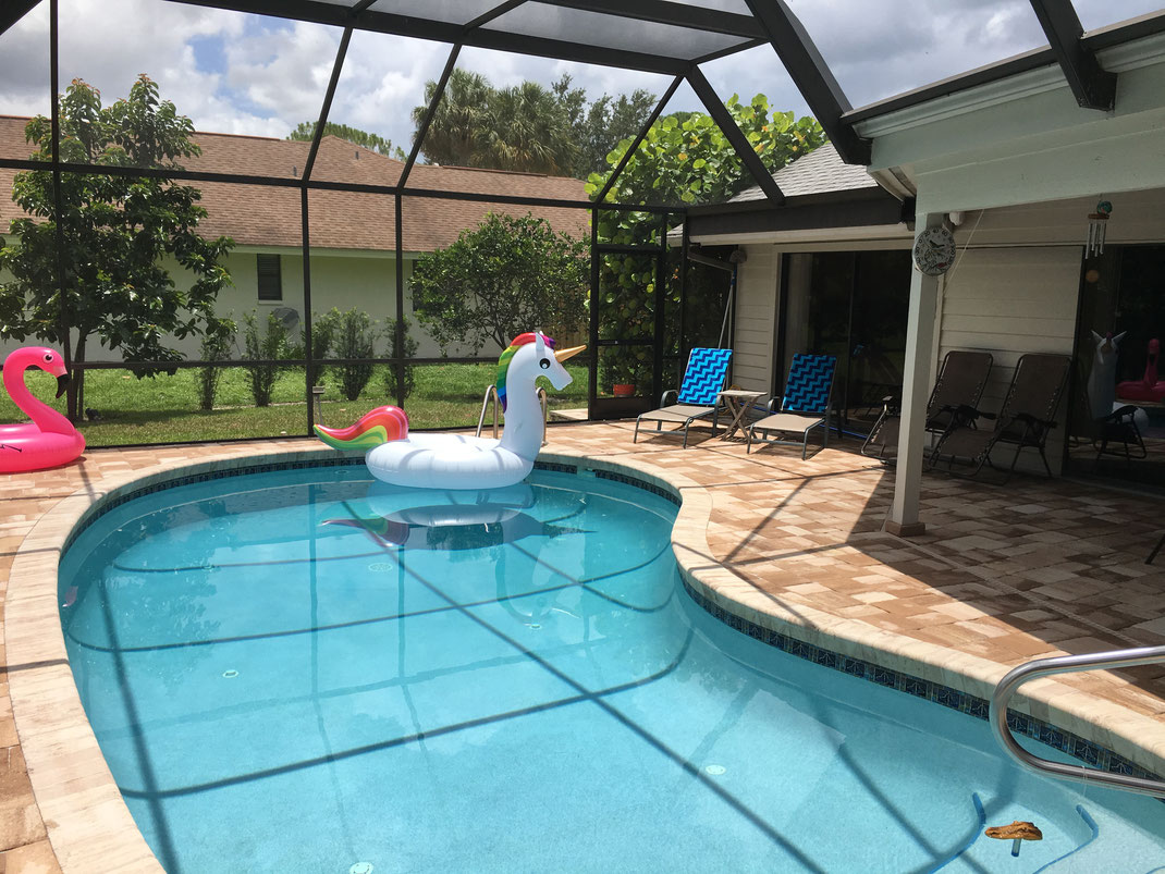 Vacationhome Naples Pool
