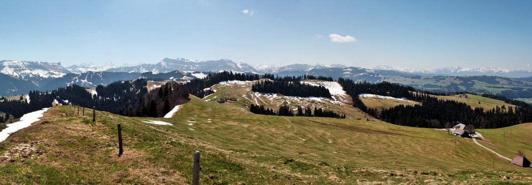 Panorama Rämisgummen