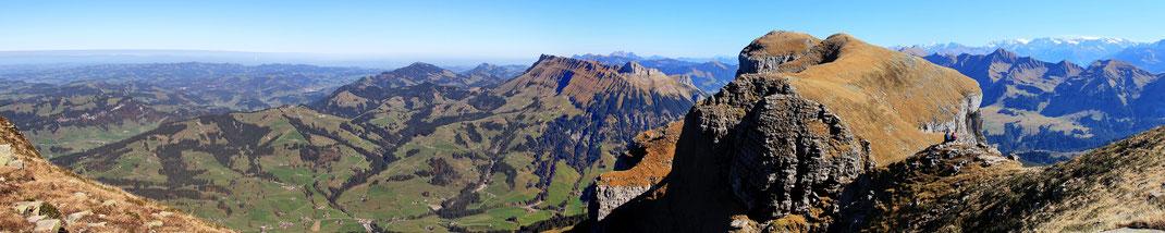 Hohgant Panorama