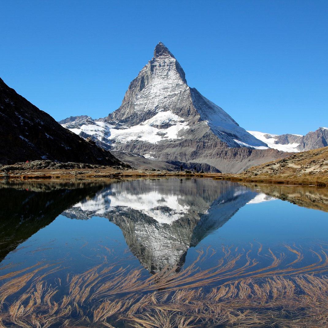 Rifelsee mit Matterhorn