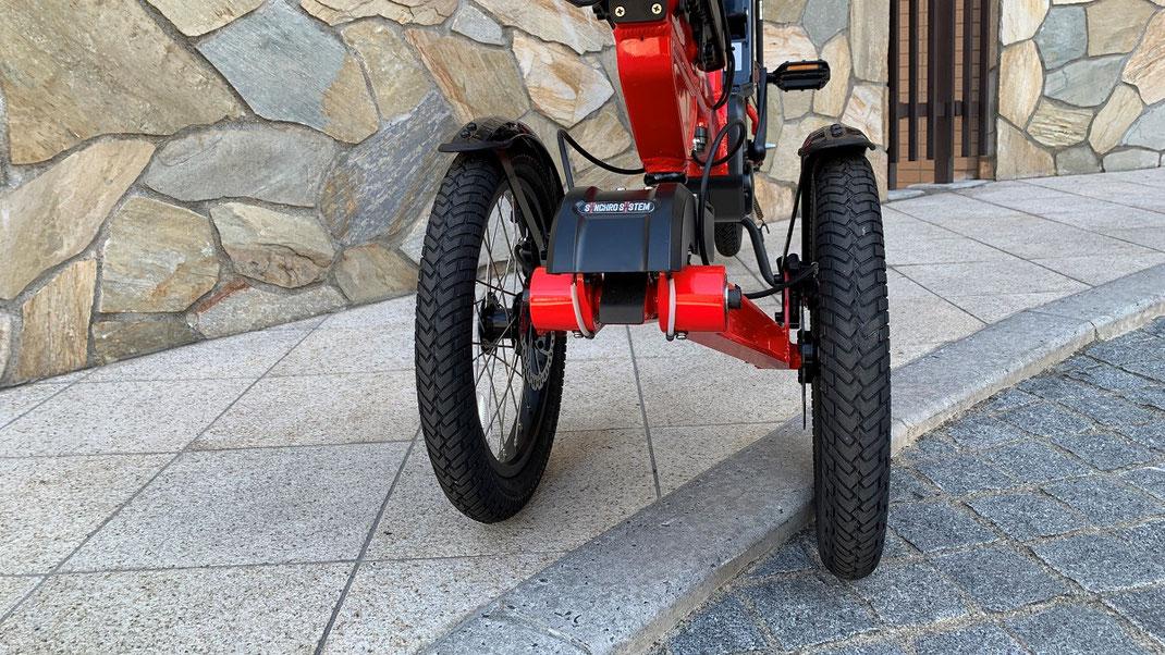 トヨダ トライク T-TRIKE「SYNCHRO CARRY」