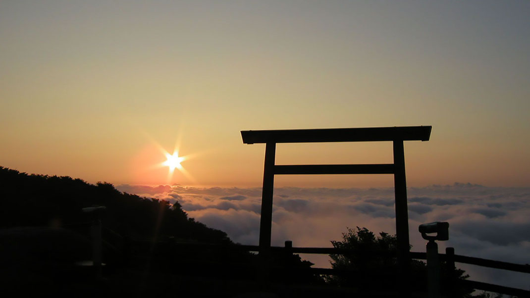 Mie Summit Park in Mt.Gozaisho  三重県 御在所岳 山上公園