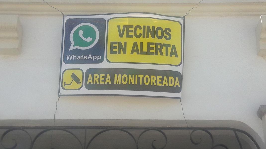 Reglas para el buen uso grupos de whatsapp de vecinos