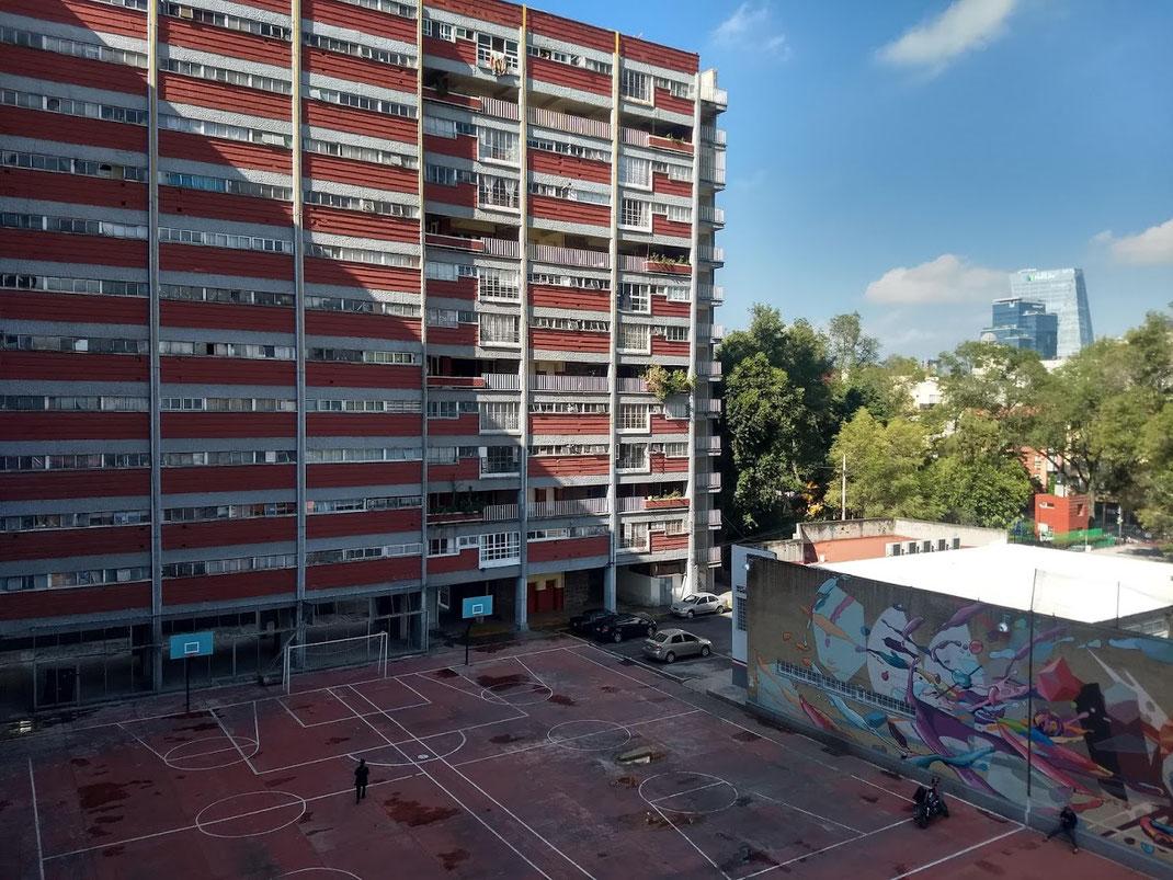 Que es la Vivienda Multifamiliar en México