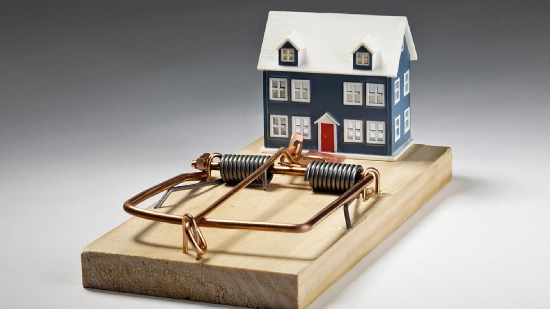 Consejos para evitar fraudes en renta de casas