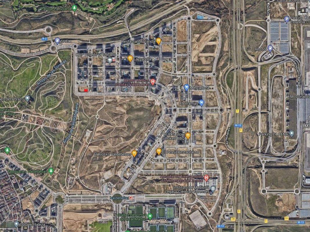 Clasificación del tipo de suelo municipal