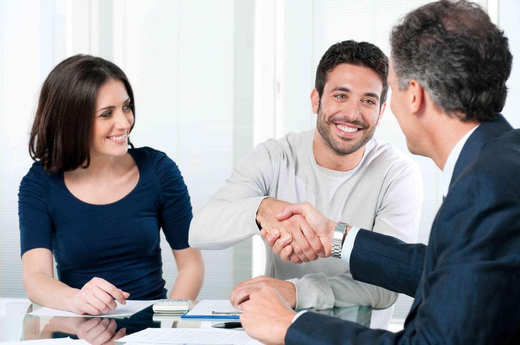 Etapas del proceso de ventas de bienes raíces