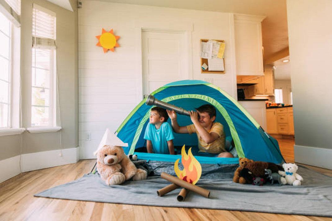 Como aprovechar las vacaciones en casa