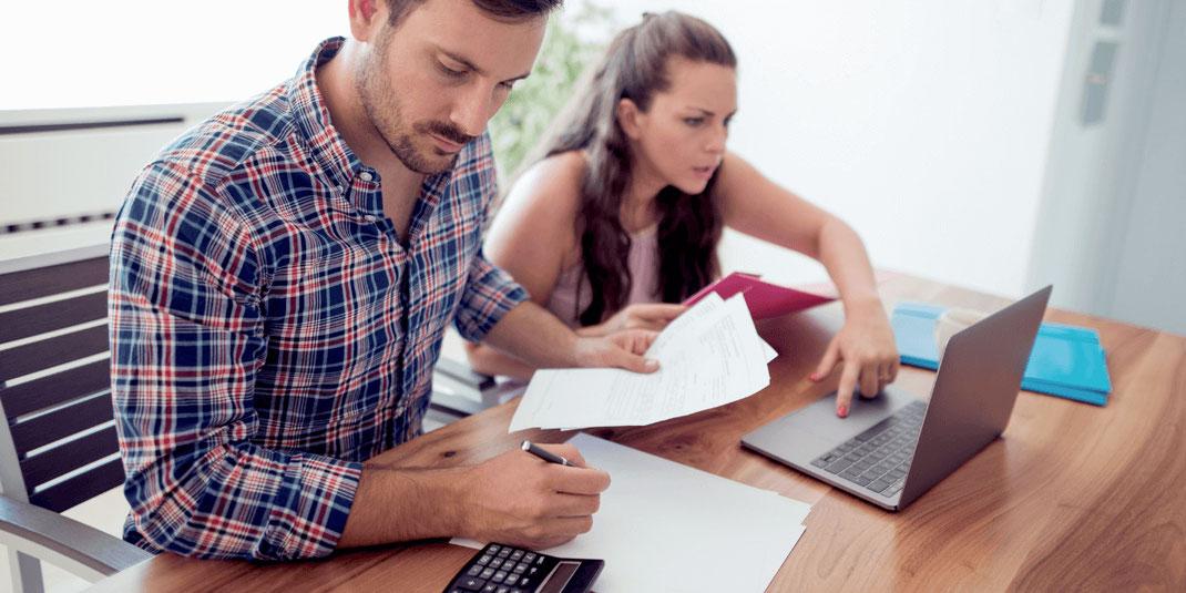 5 Consejos para organizar un presupuesto familiar
