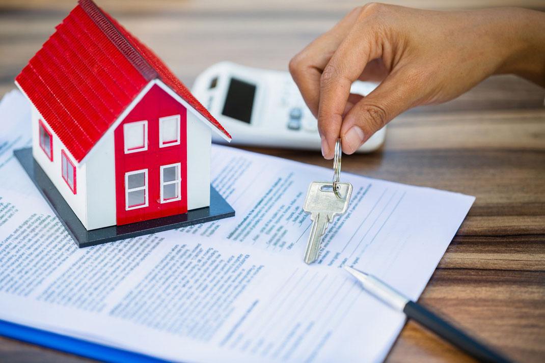 Como comprar casa si faltan puntos en infonavit