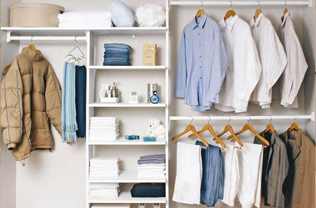 Diferencia entre ropero, closet y vestidor