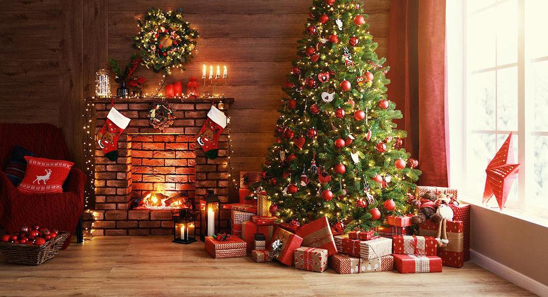 Consejos rapidos para decorar casa para navidad