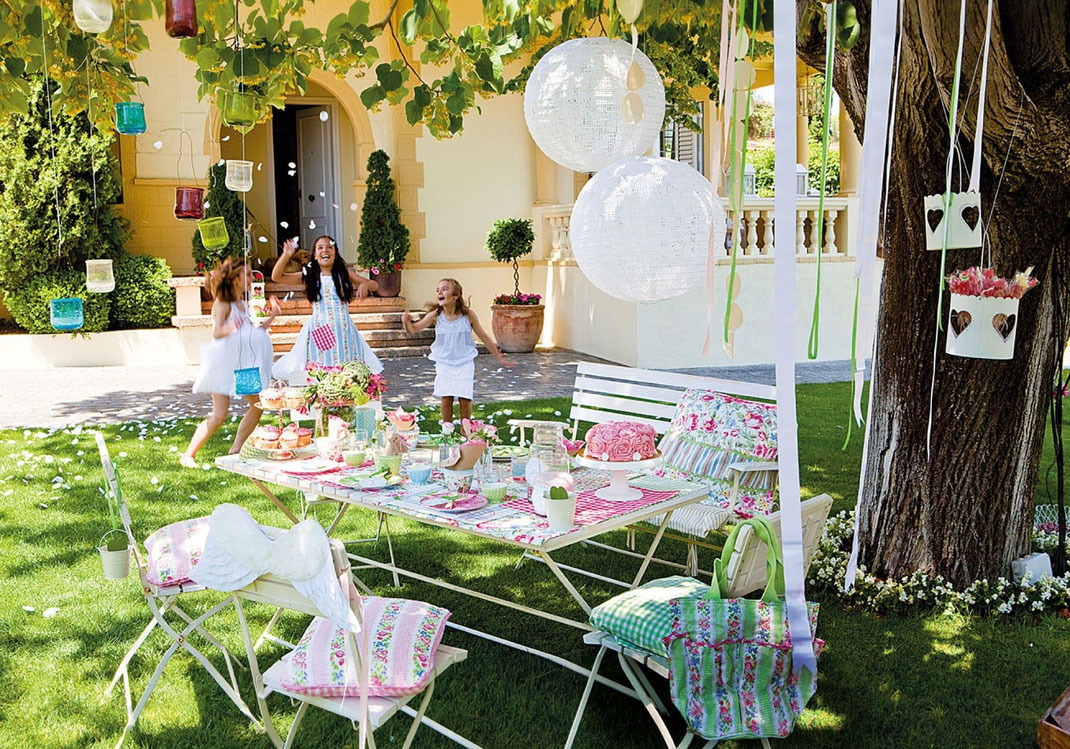 Como hacer una fiesta infantil en casa