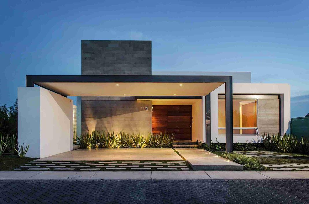 Tips para renovar la fachada de tu casa