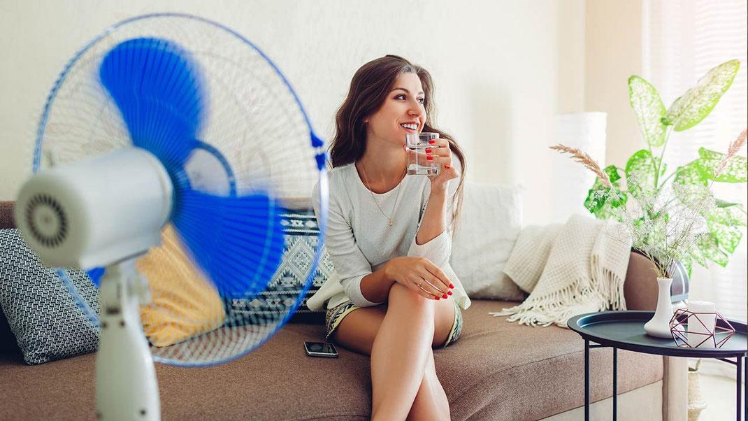 Consejos para refrescar tu casa durante la canícula