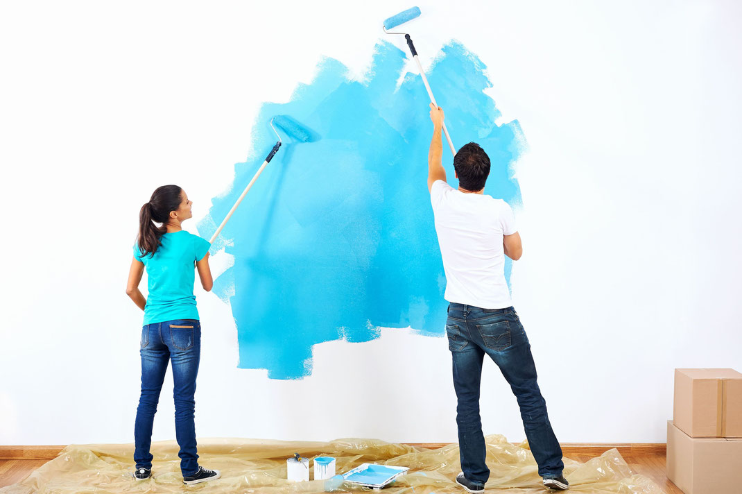 Sentimientos y efectos de los colores para pintar tu casa