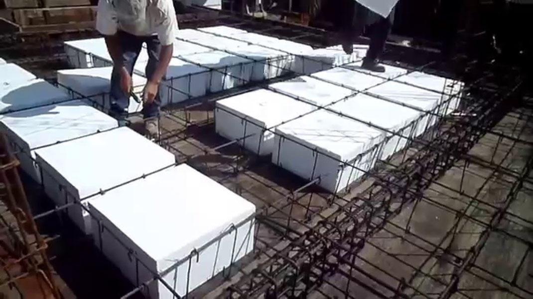 Ventajas del uso de Casetón de hielo seco en placa