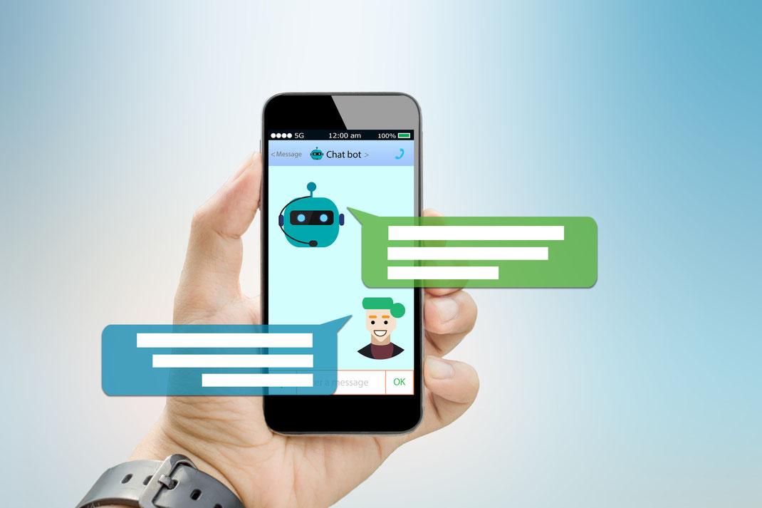 Chatbots para inmobiliarias y bienes raíces
