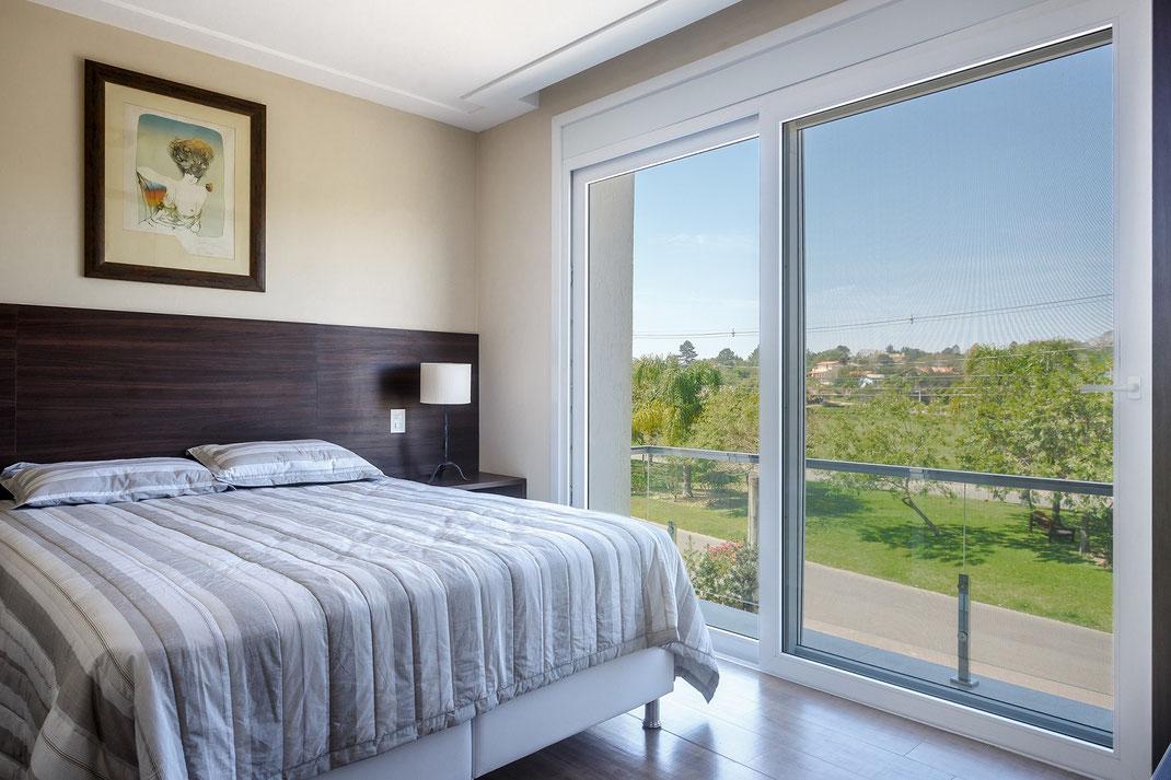 Diferentes tipos de marco para ventana