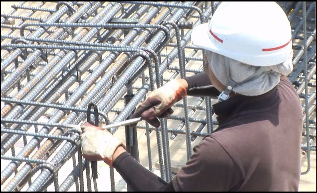 Aceros necesarios en toda construcción