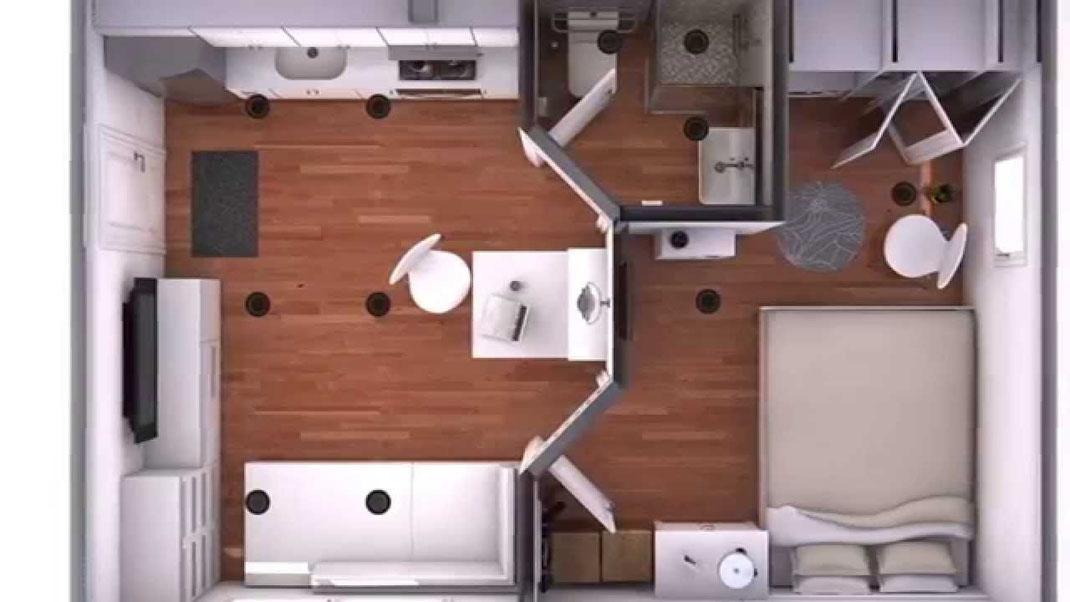 ¿Medidas minimas de una vivienda en Monterrey?