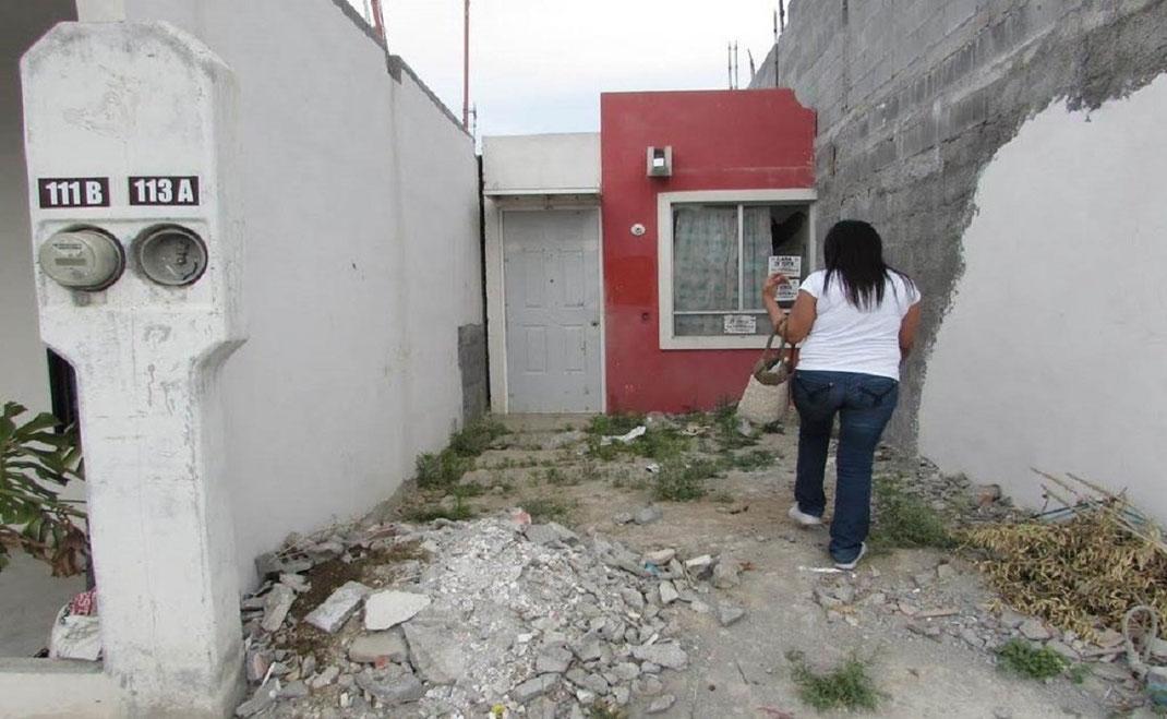 ¿Que pasa si me meto a una casa abandonada en Monterrey?