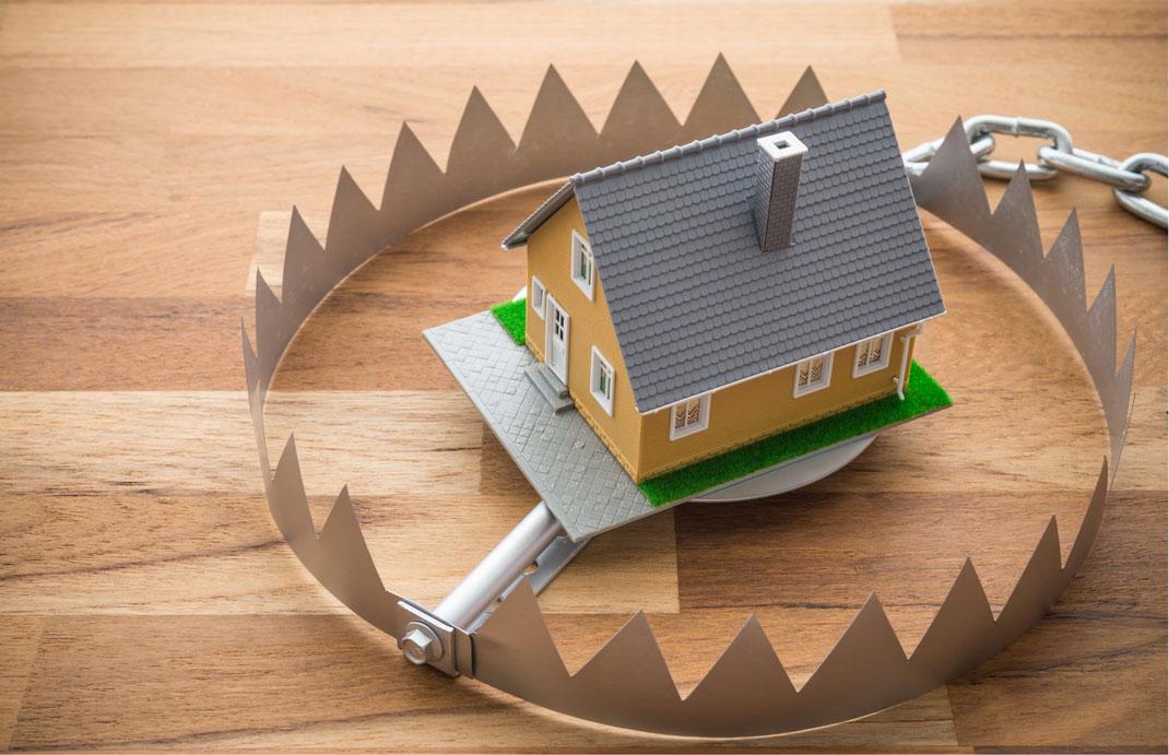Consejos para no ser estafado al comprar casa de recuperación o en remate
