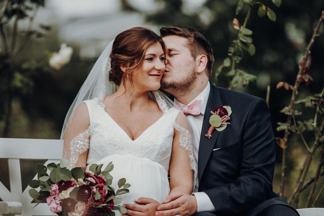 Hochzeit Heiraten in Potsdam Krongut Bornstedt Hochzeitsfotograf