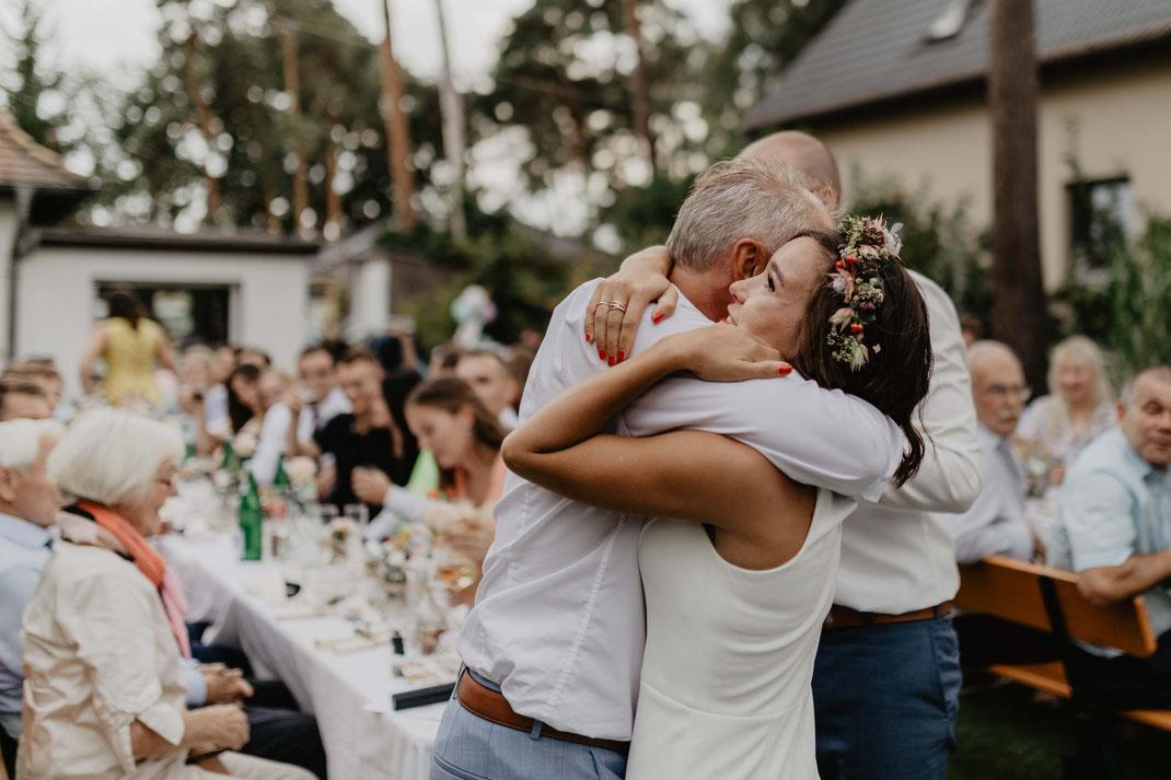 Authentische Hochzeitsfotografie Berlin und Potsdam Hochzeitsreportage