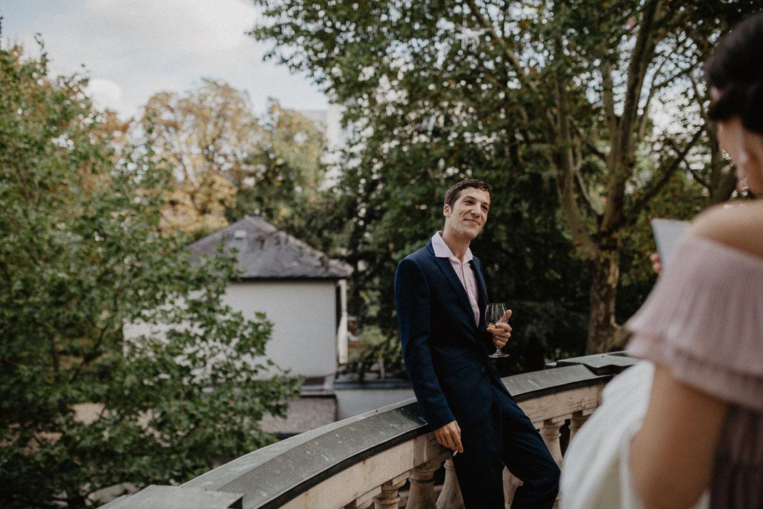 Bild: Hochzeit Villa Bonn Frankfurt am Main Hochzeitsfotograf