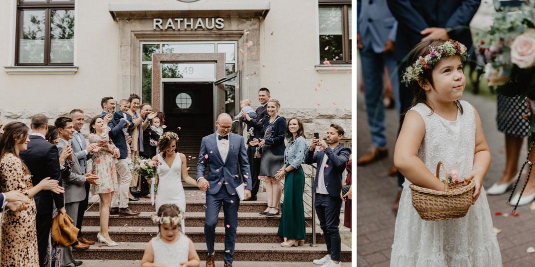 Standesamt Eichwalde Hochzeitsfotografie Berlin