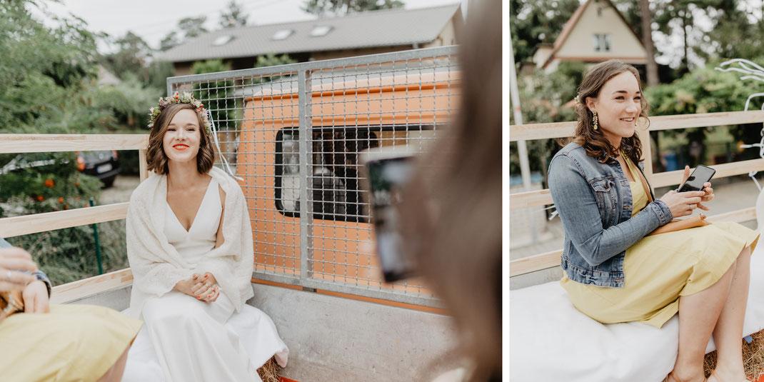 Hochzeit Braut Eichwalde Hochzeitsfotograf Berlin