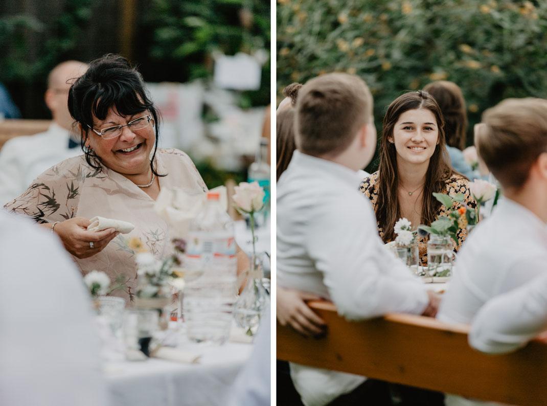 Authentische Hochzeitsfotos Sommerhochzeit Berlin und Potsdam Hochzeitsreportage