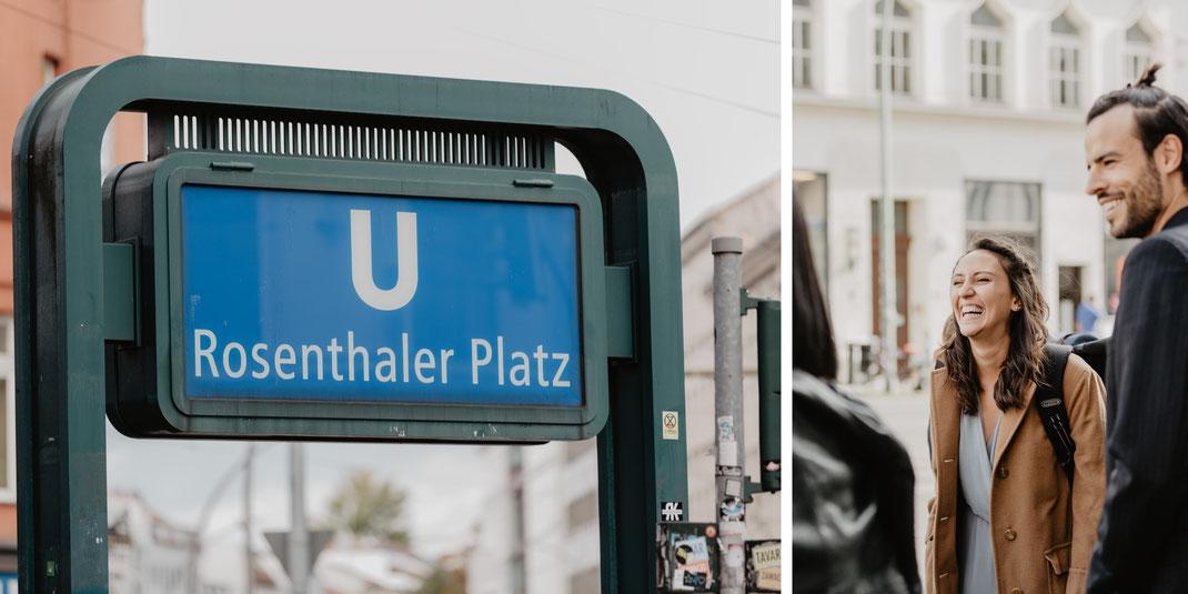Rosenthaler Platz Berlin Mitte Brunch Frühstück Hochzeit