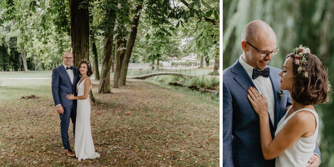 Brautpaarfotos Hochzeitsfotos Hochzeit Wildau an der Dahme Hochzeitsfotograf Berlin
