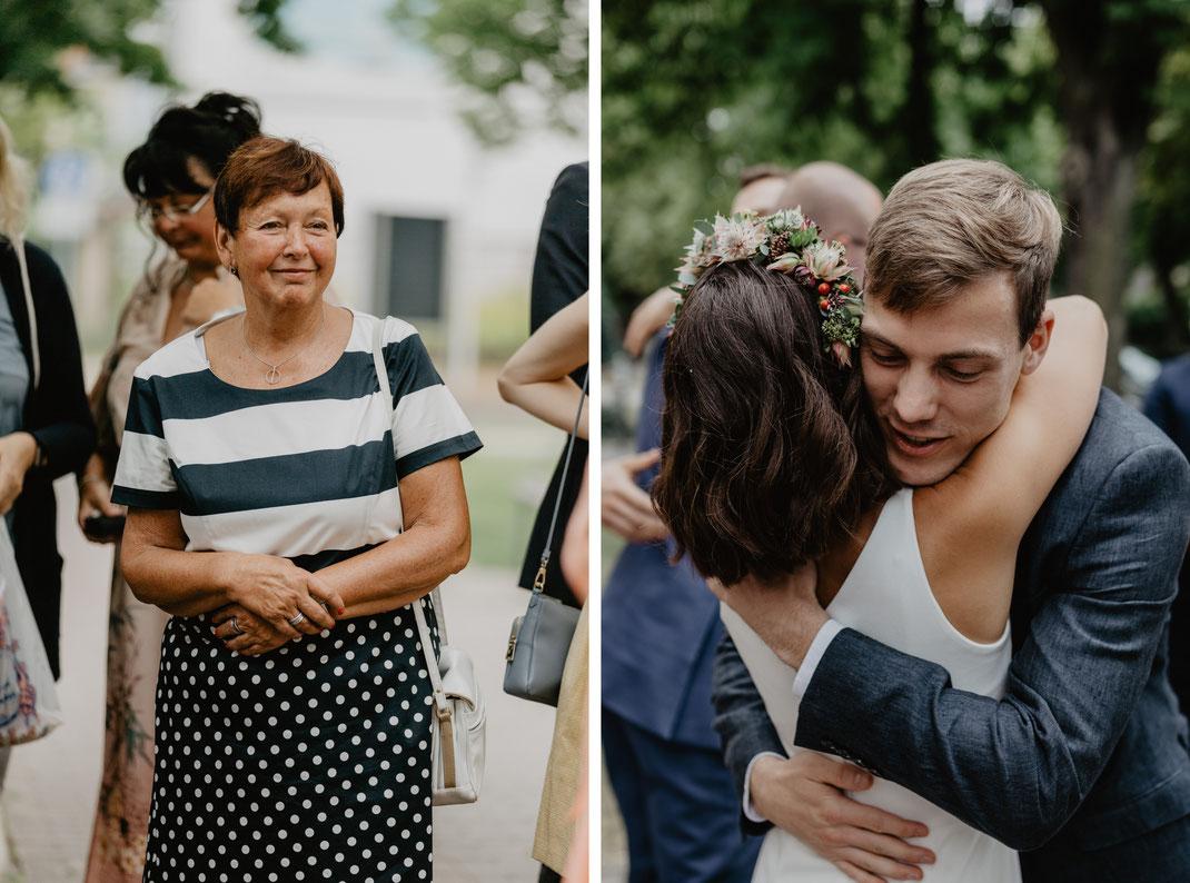 Hochzeit und Trauung im Standesamt Eichwalde Hochzeitsfotograf Berlin