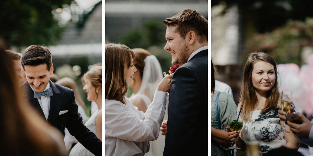 Bild: Trauung im Palmengarten Frankfurt am Main Hochzeitsfotograf