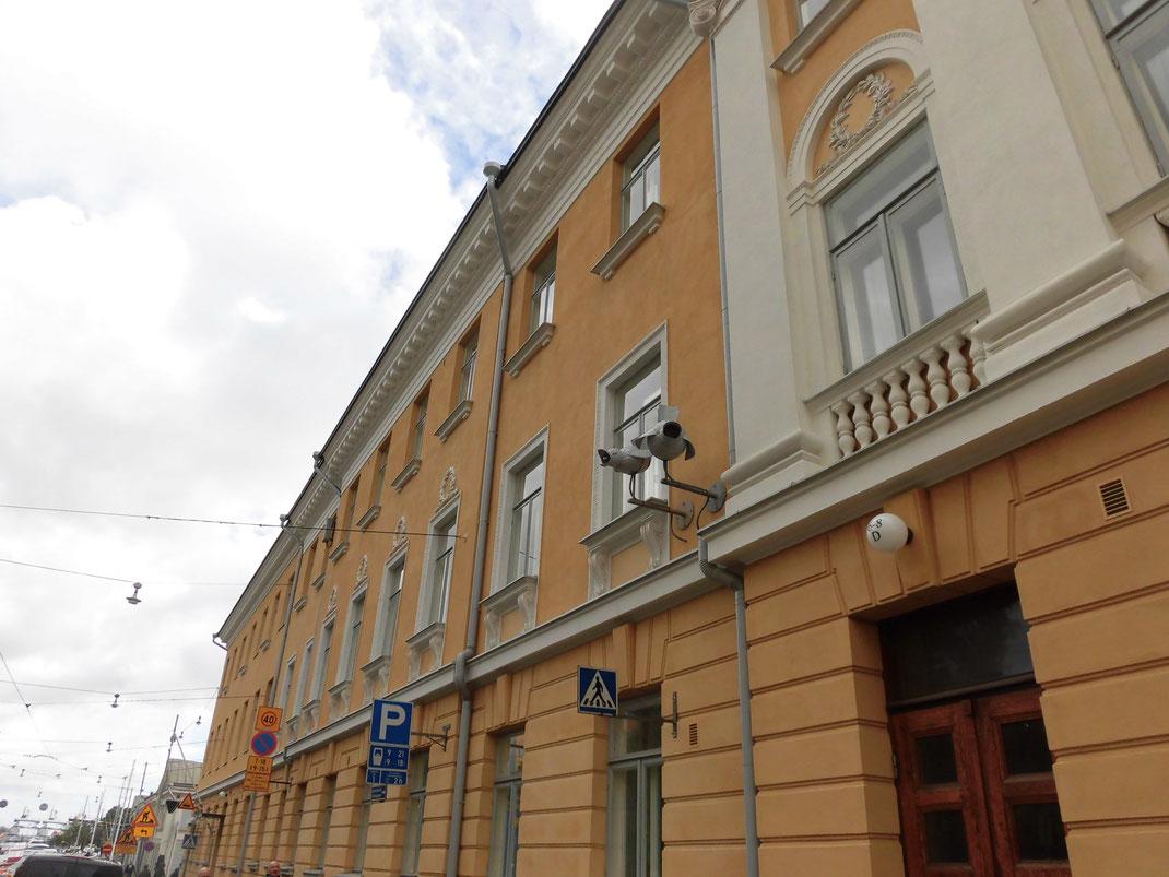 シャレも、お洒落も。デザイン大国フィンランドの防犯カメラ