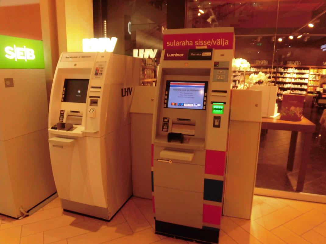 LHV銀行とLuminor銀行