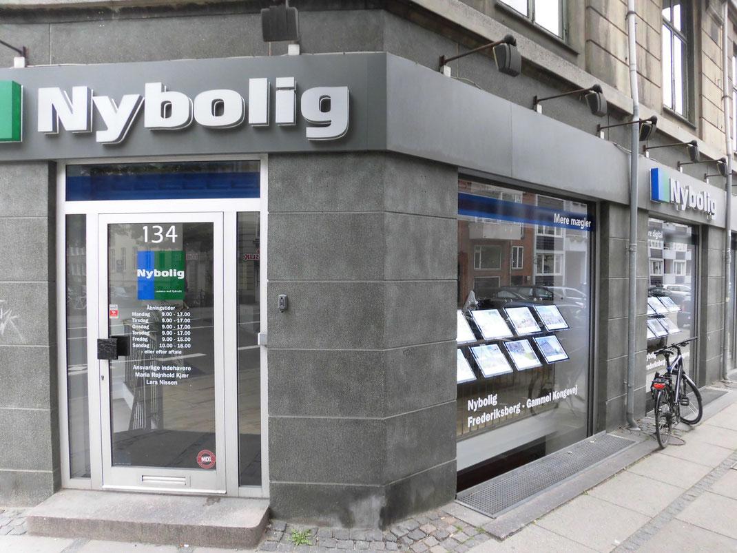 nyboilgさん あちこちお店がありました